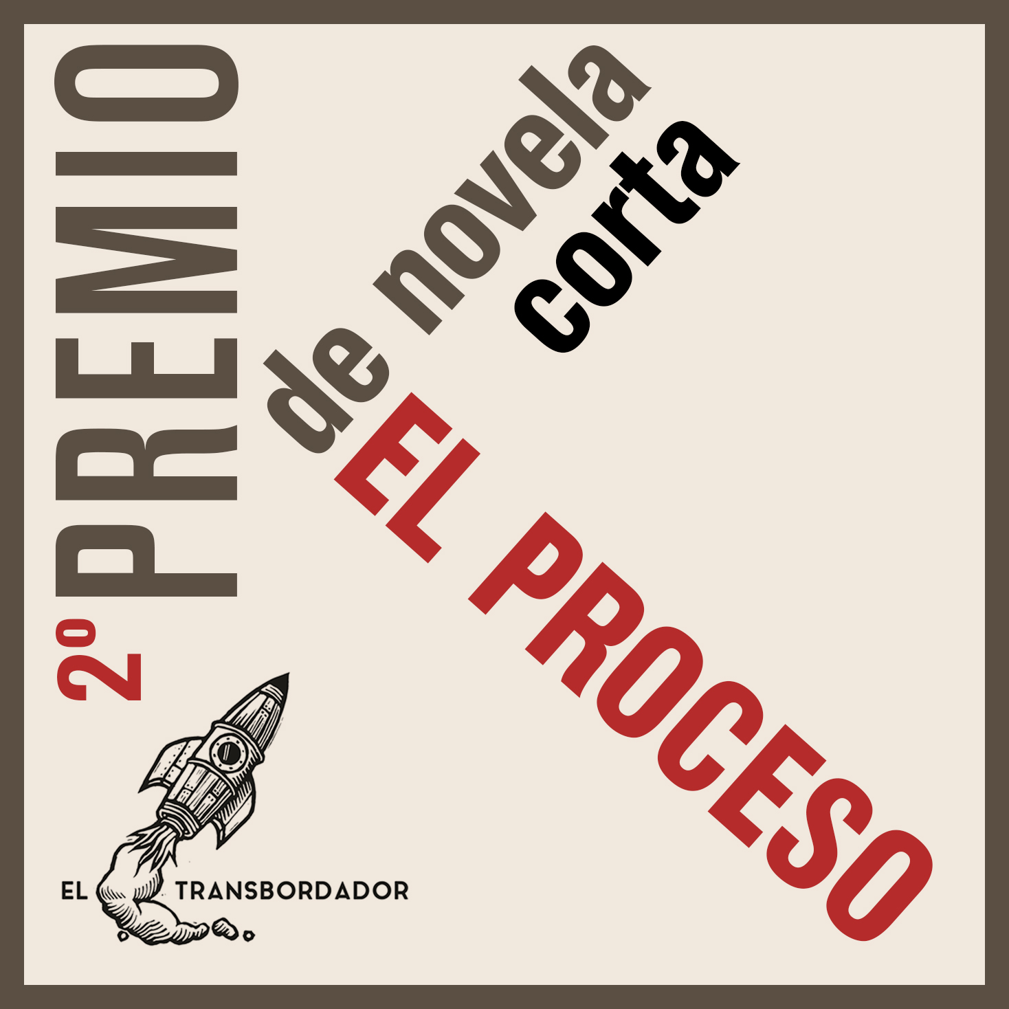 II PREMIO DE NOVELA CORTA EL PROCESO